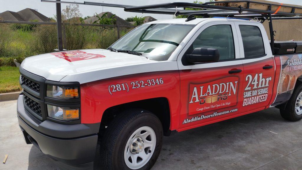 Completed New Garage Door Job Pictures HoustonOverhead