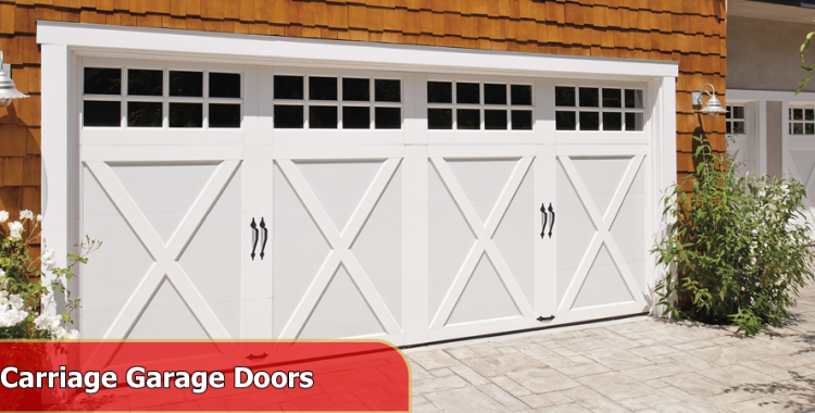 Charming ... Carriage Garage Doors ...