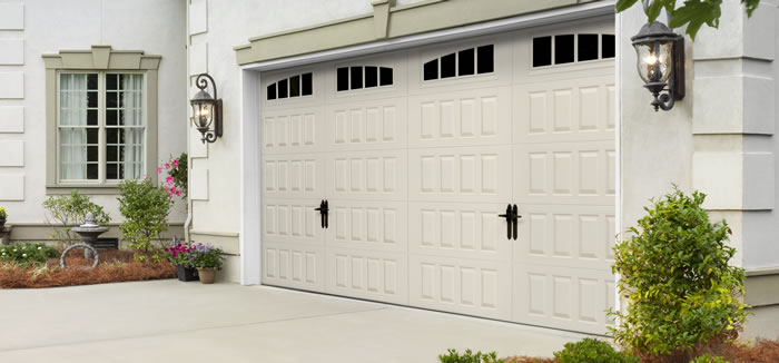 Aladdin Sells And Installs Carriage Style Garage Doors