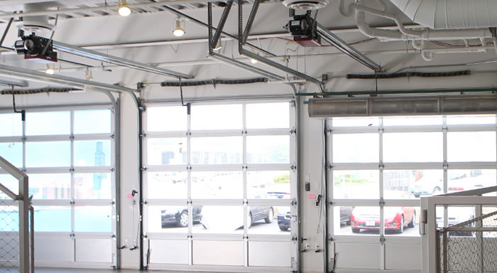 Commercial Overhead Door Opener Installation and Replacement Houston Texas.
