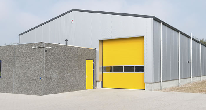 Commercial Overhead Door Services In Houston Texas