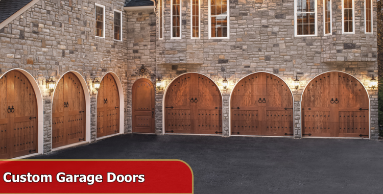 ... Custom Garage Doors