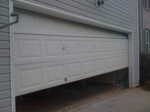 garage door off trackGarage Door Off Track  Need Fast Garage Door Repair Today
