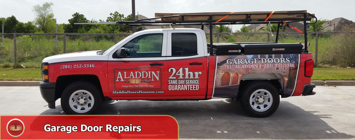 Garage Door Repair Slider