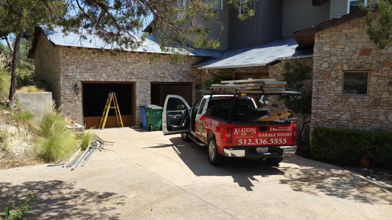 Great ... Valdez Garage Door Install (3) ...