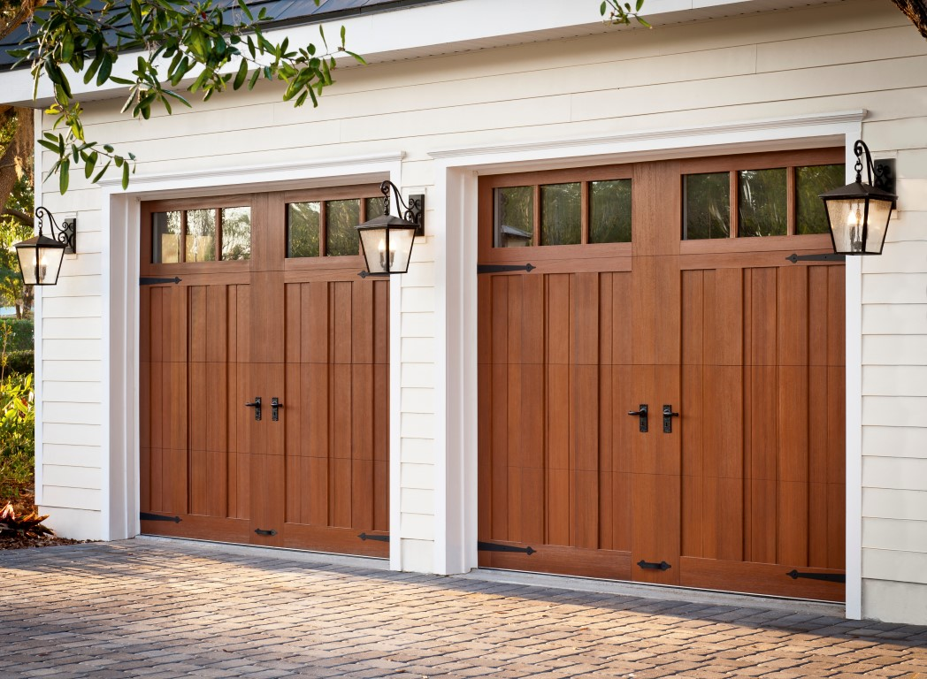 Completed Garage Door Installation Projects in Houston by Aladdin