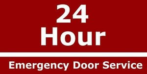 24 hour emergency garage door service for houston residents